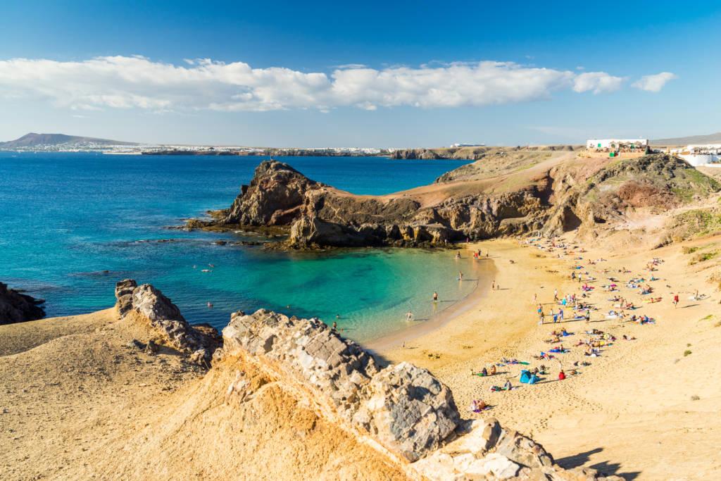 Lanzarote wycieczki i wczasy
