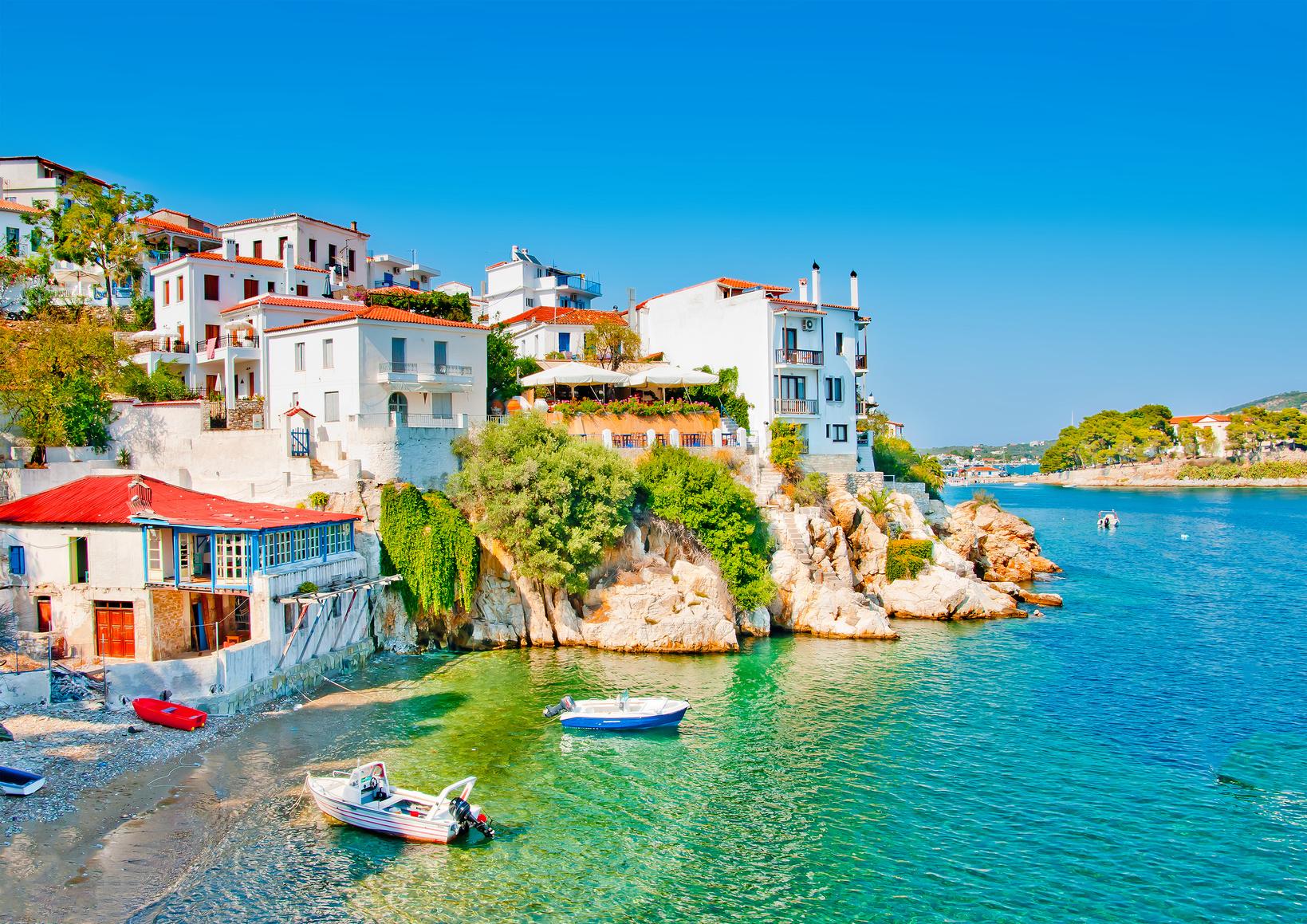 Skiathos - odkryj jedne z najpiękniejszych plaż w Grecji!