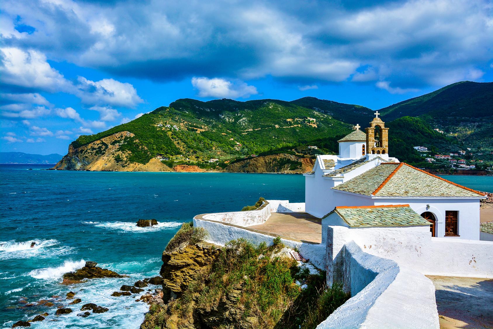 Skopelos - pomysł na Lato 2018!