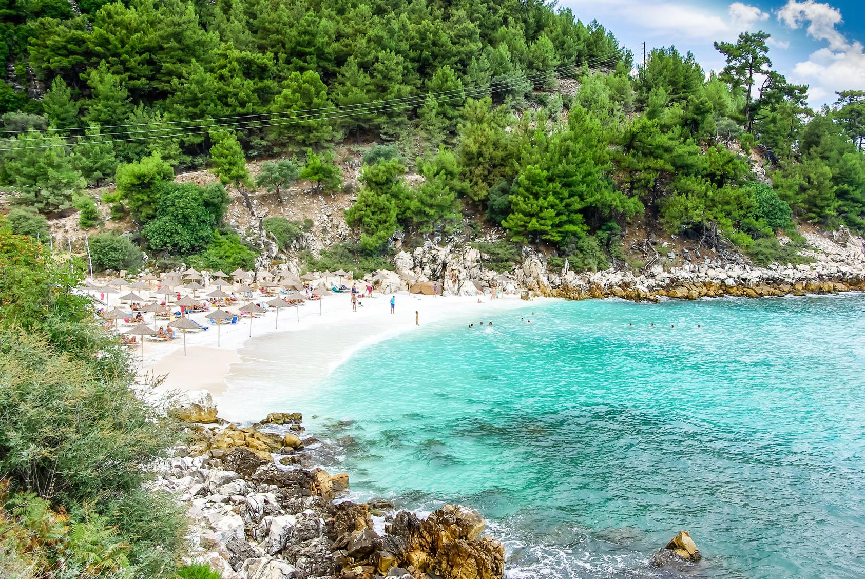 Odkryj piękną wyspę Thassos!