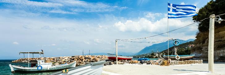 Greckie Wyspy - wszystkie oferty. Sprawdź!