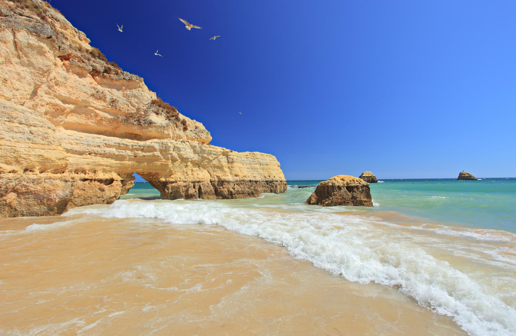 Portugalia Algarve - wczasy i wakacje