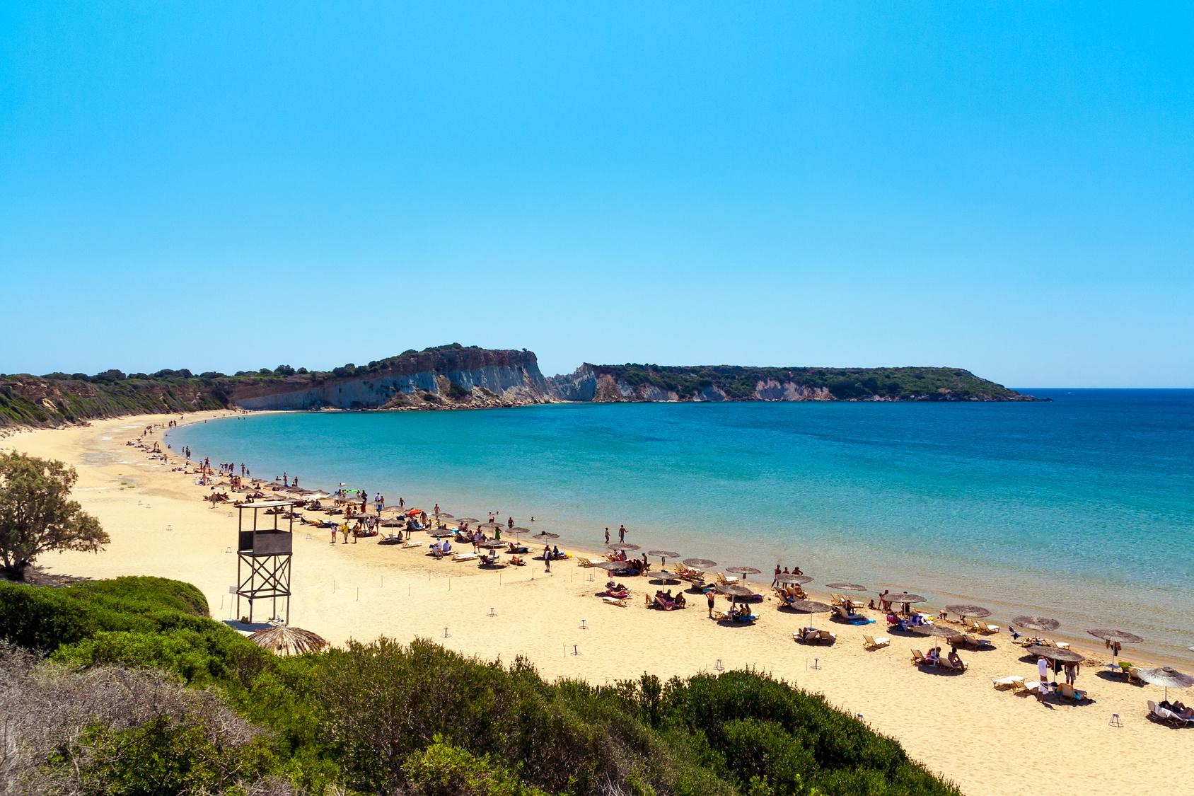 Wybierz wakacje na Zakynthos!