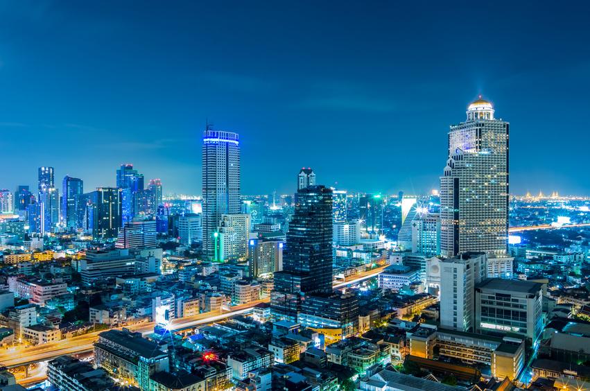Odkryj niezwykły Bangkok!