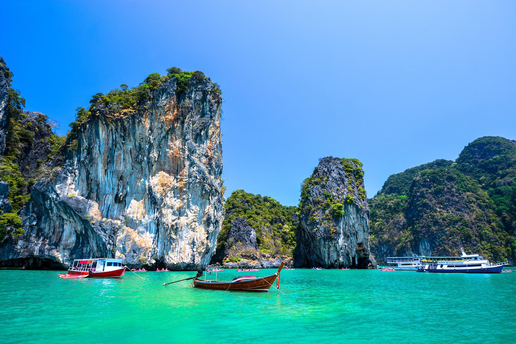 Sprawdź oferty na wakacje w Tajlandii