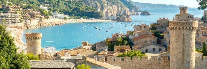 Wybierz wakacje na Costa Brava!