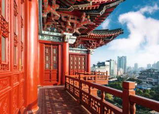 Chiny: Wczoraj, Dziś, Jutro Chiny, Wyc. objazdowe