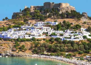 Egejska Odyseja Grecja, Wyc. objazdowe