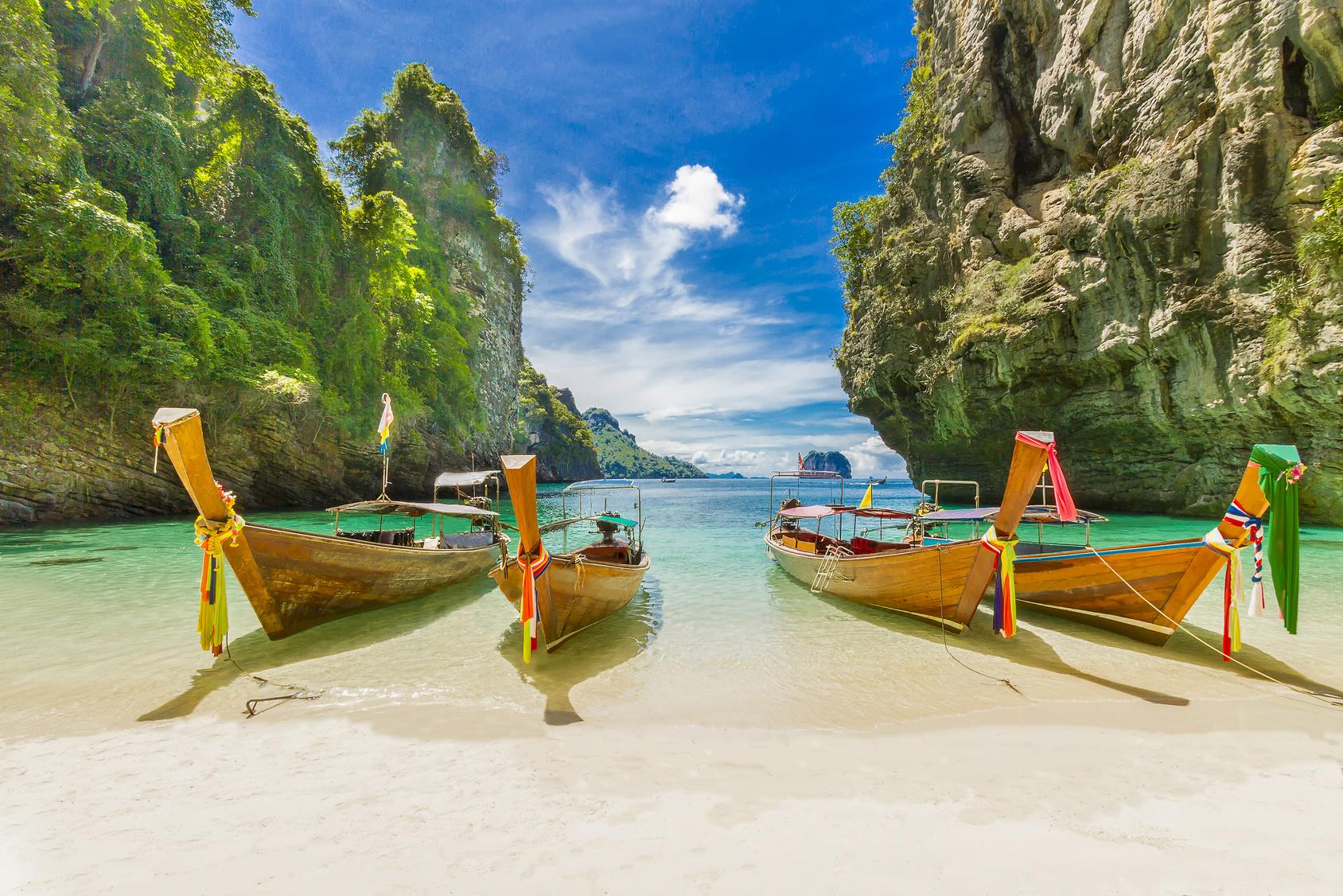 Sprawdź dostępne oferty na wczasy w Tajlandii!