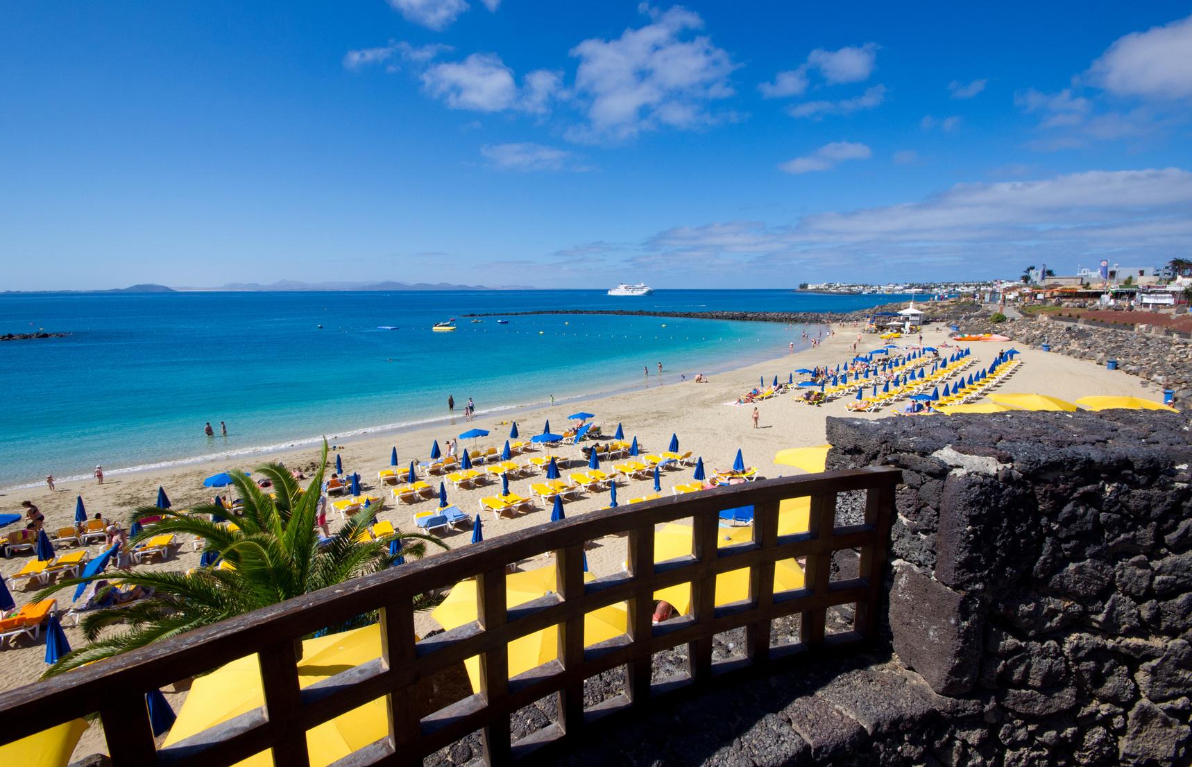 Wyspy Kanaryjskie Lanzarote na gorące wczasy!