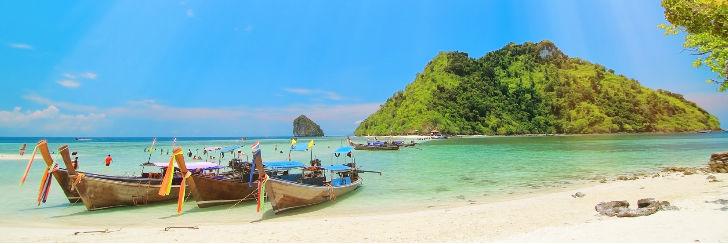 Sprawdź oferty na niezapomniane wakacje w Tajlandii!