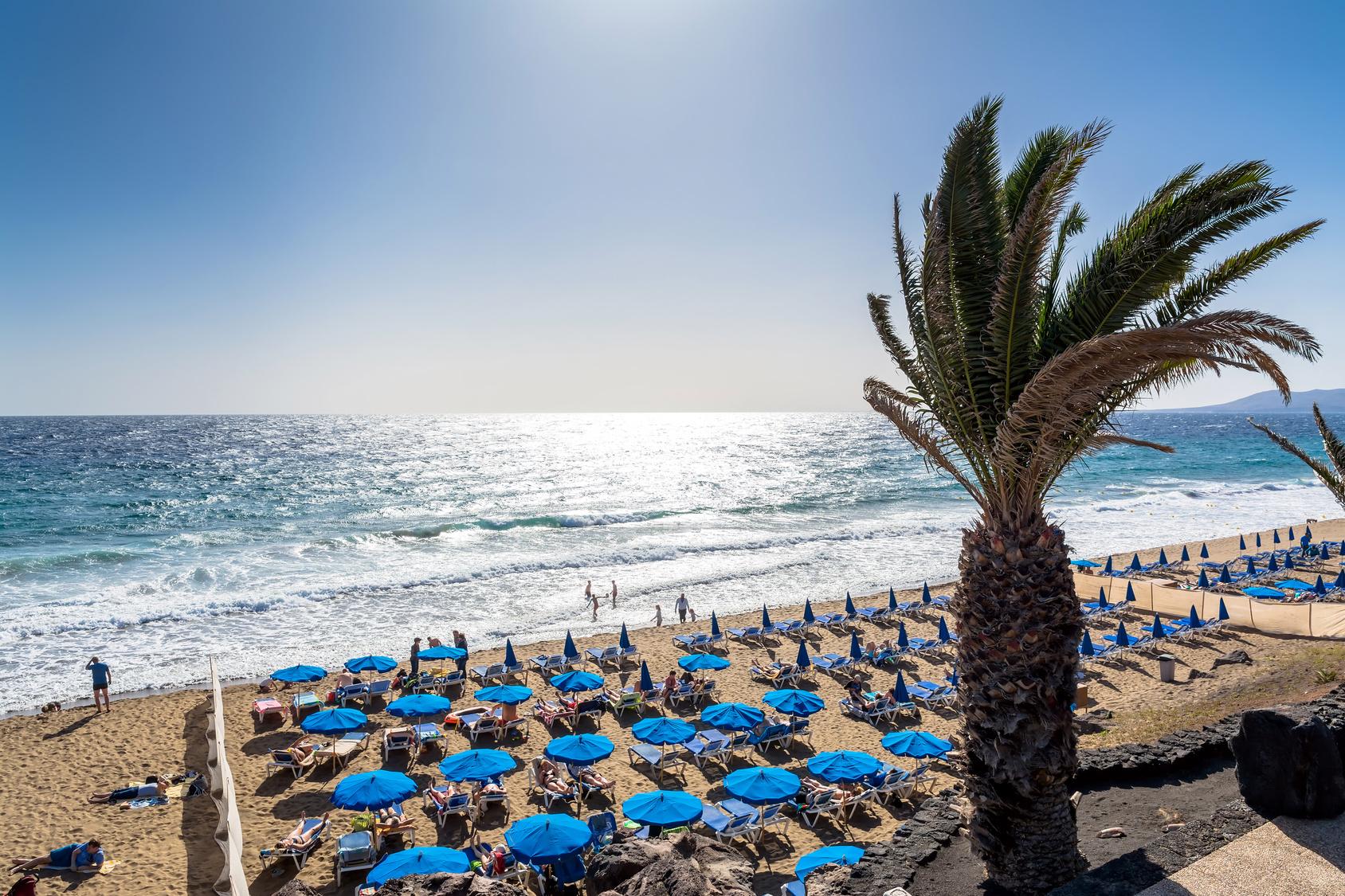 Wybierz wakacje na Lanzarote!
