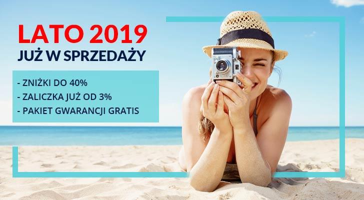 Sprawdź ofertę na Lato 2019!
