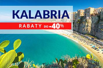 Sprawdź oferty wakacji w Kalabrii!