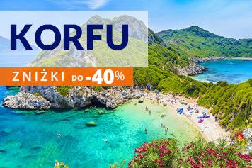 Odkryj wakacje na Korfu!