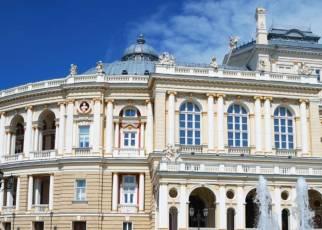 Odessa - czarnomorska rozgwiazda Ukraina, Wyc. objazdowe