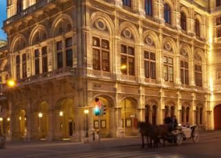 Wiedeń - przy dżwiękach walca Austria, Wyc. objazdowe