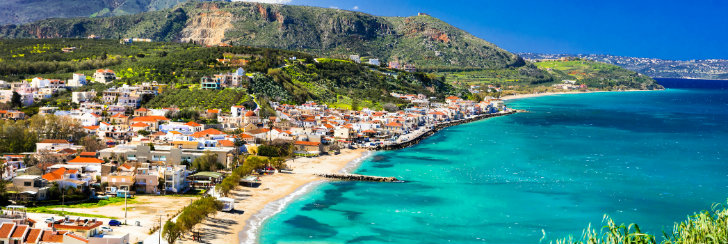 Sprawdź najlepsze oferty na wczasy na wyspach greckich!
