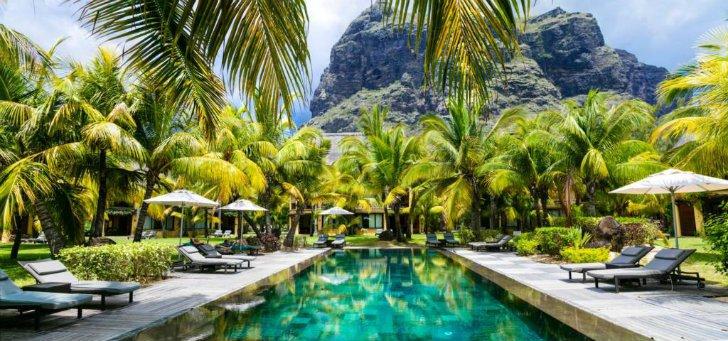 Wczasy na Mauritiusie