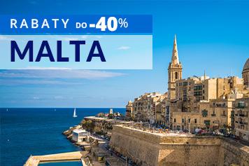Wczasy Malta Last Minute