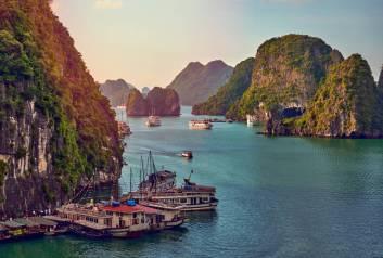 Wczasy i wakacje w Wietnamie
