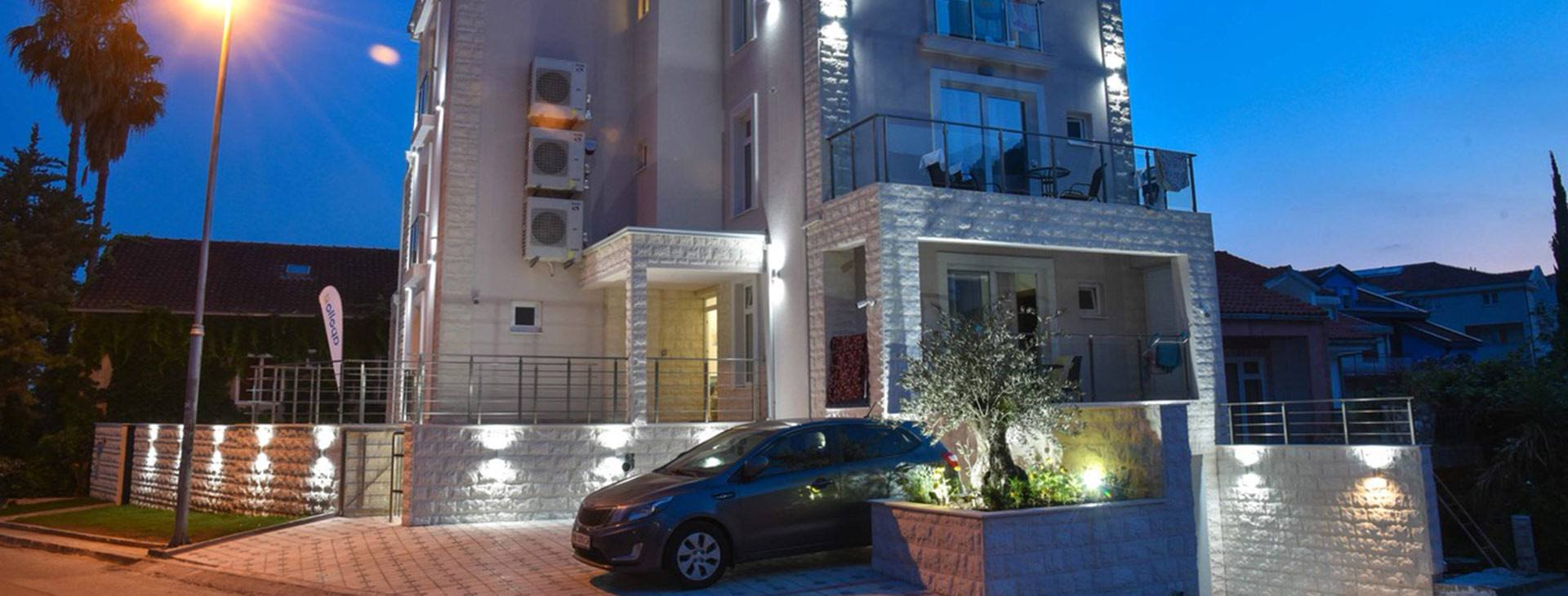 Palace Apartaments Budva