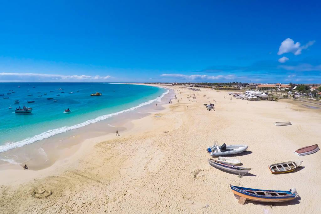 Wczasy i wakacje na Wyspach Zielonego Przylądka