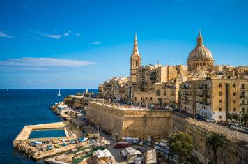Majówka 2019 na Malcie