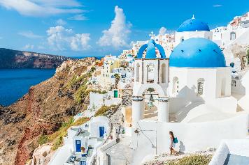 Santorini - wakacje i wycieczki