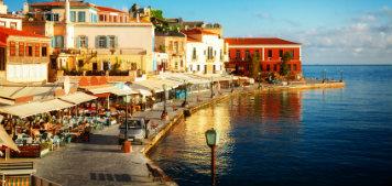 Miasteczko Chania, Kreta