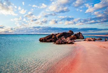 Plaża Elafonisi Kreta