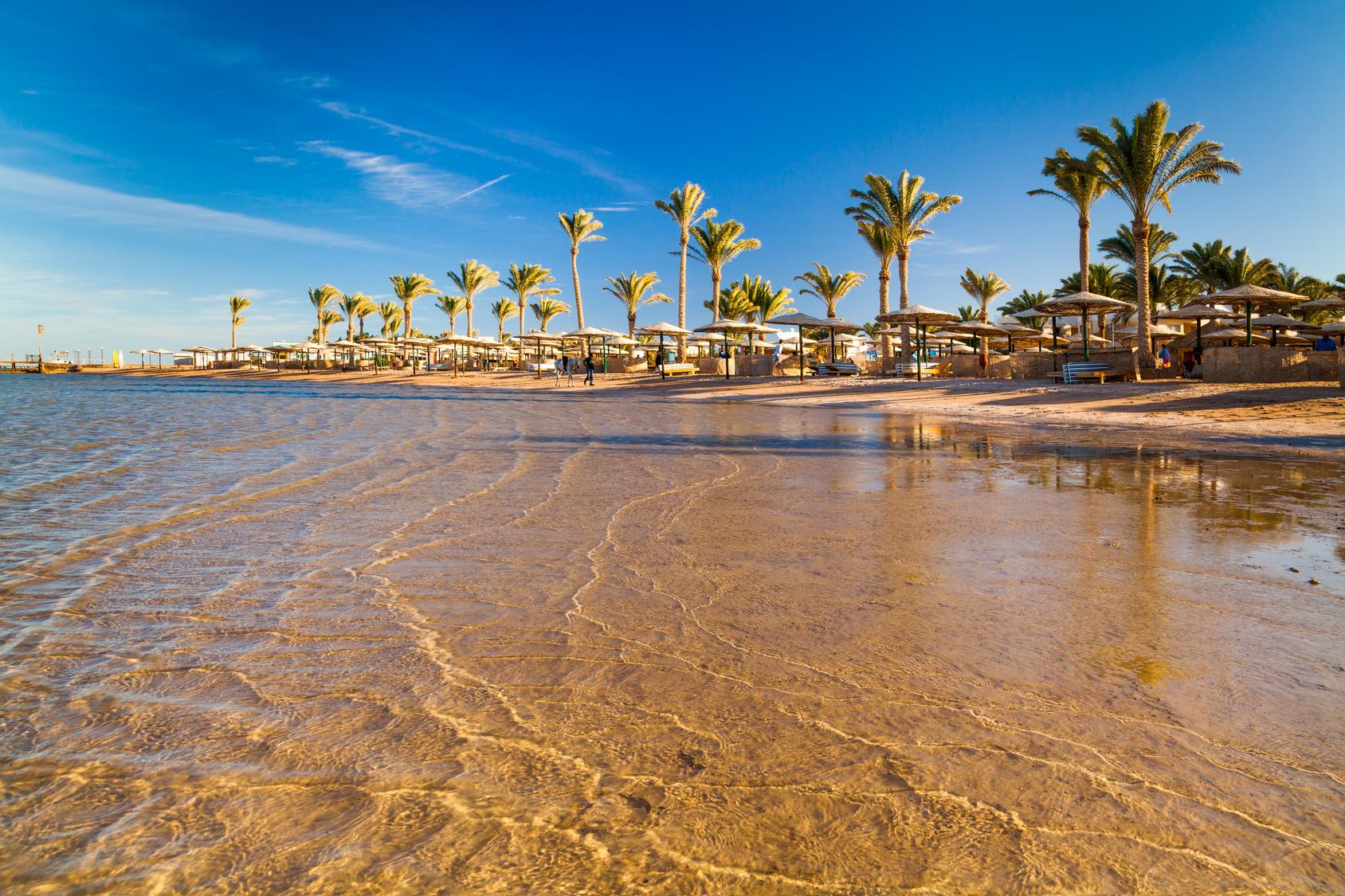 Wczasy Hurghada Egipt