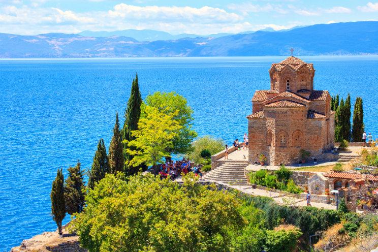 Macedonia Północna Bałkany wakacje