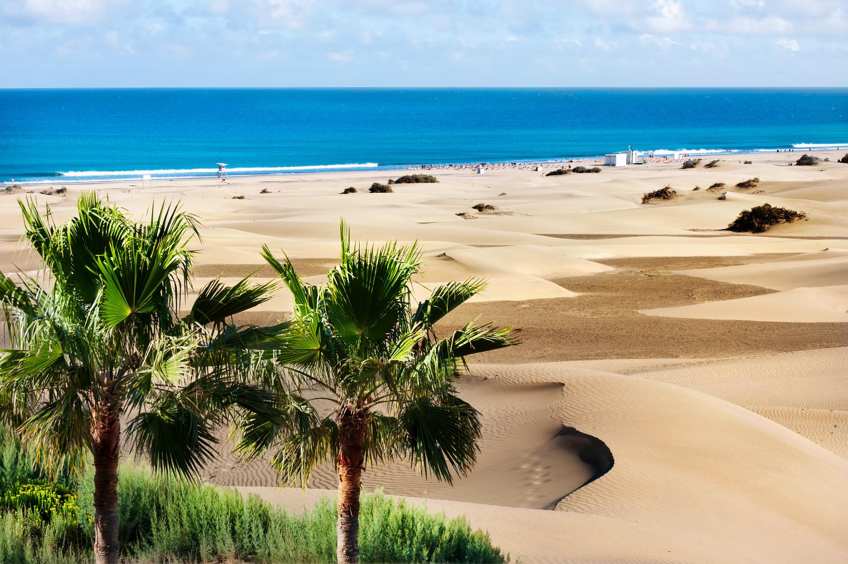 Wyspy Kanaryjskie wczasy i wakacje