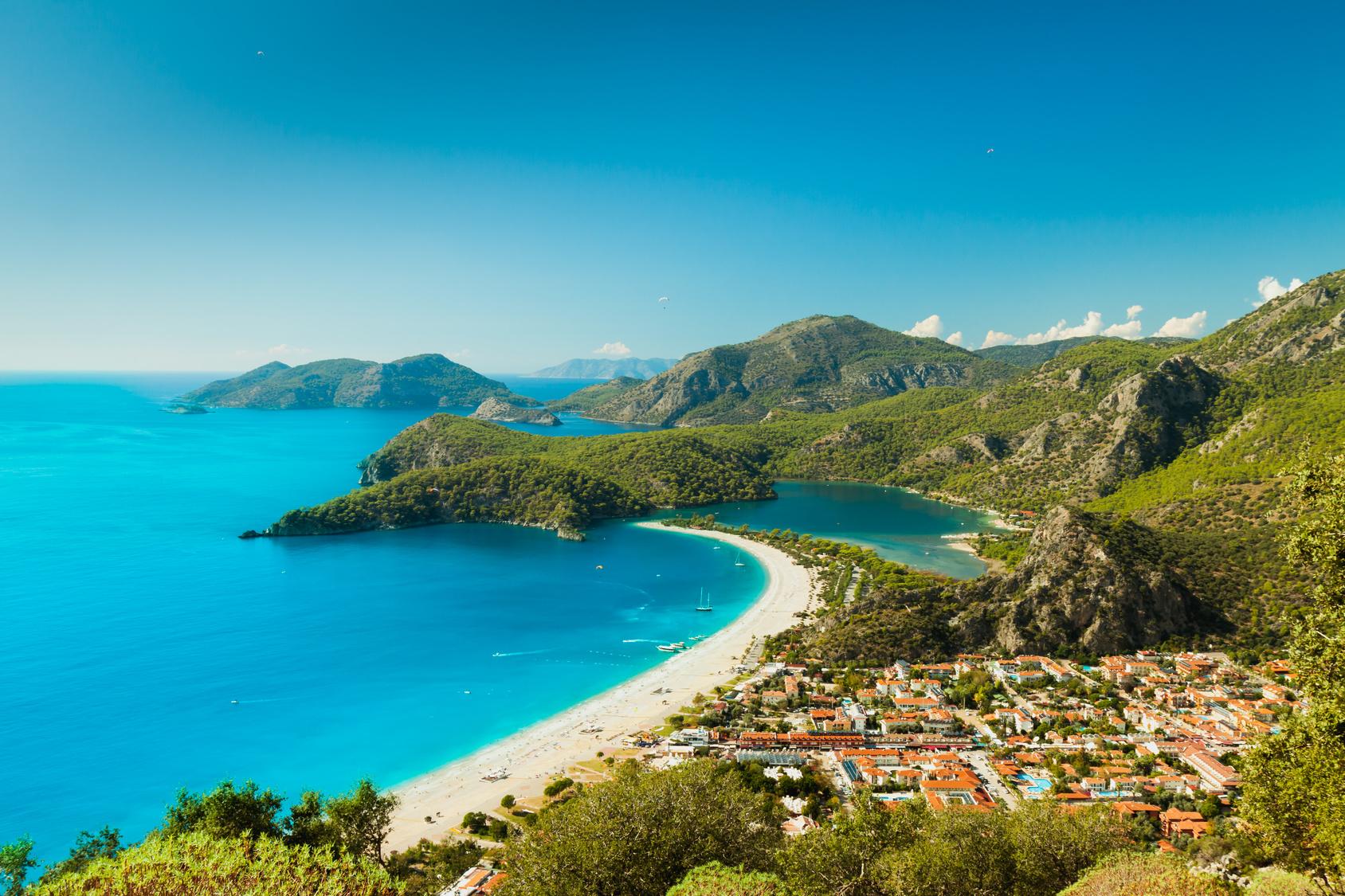 Turcja wakacje i wycieczki
