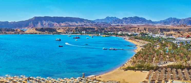 Leć na wakacje do Sharm el Sheikh!