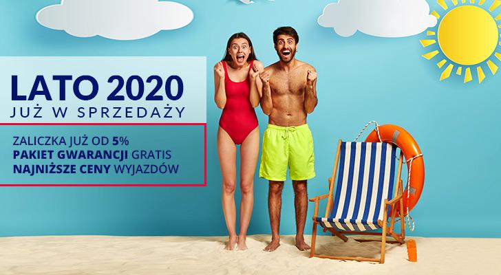 Sprawdź oferty na Wakacje 2020!