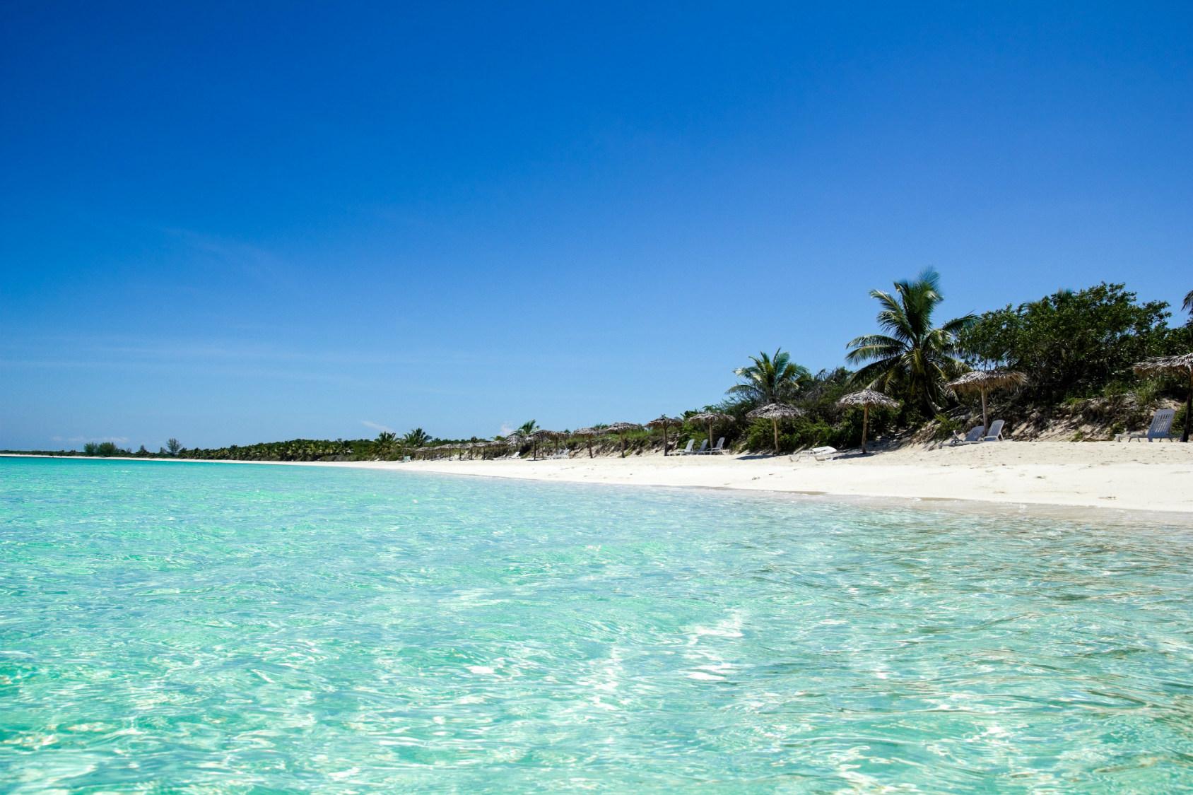 Cayo Santa Maria - beztroskie wczasy na Kubie!