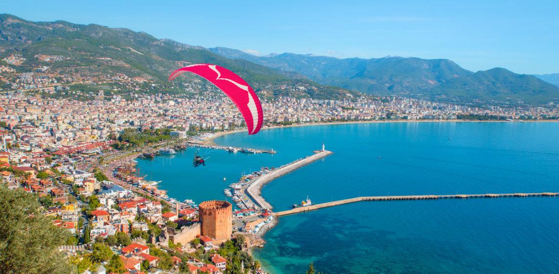 Turcja na wakacje z Exim Tours!